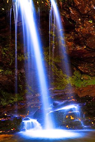 Falls Pond, Blue Ridge Parkway, North Carolina, photo