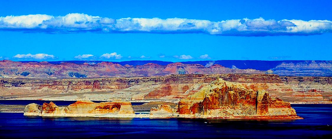 Lake Powell, Northern Arizona, Southern Utah, photo