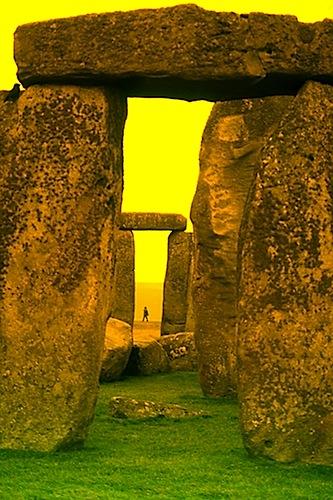 Stonehenge, Salisbury, UK, photo